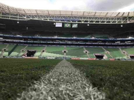 Allianz Parque receberá o jogo entre Palmeiras e Athletico Paranaense, pela oitava rodada do Brasileiro (Divulgação)