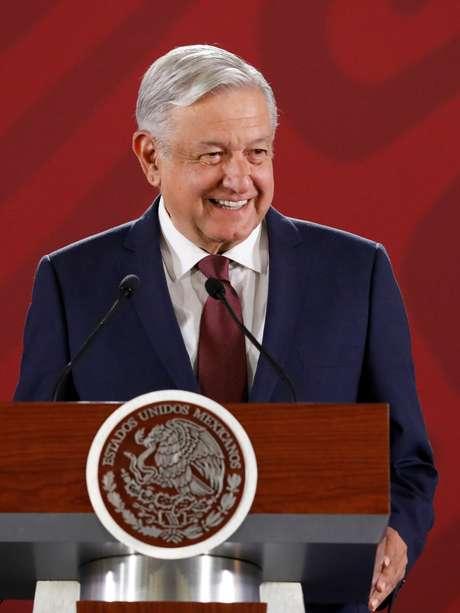 Presidente do México, Andres Manuel Lopez Obrador. 7/6/2019. REUTERS/Edgard Garrido