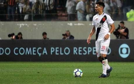 Bruno Silva conseguiu liminar para deixar o Vasco (Foto: Carlos Gregório Jr/Vasco)