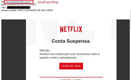 Golpe phishing