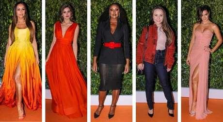 Looks das famosas (Fotos: Thiago Duran/AgNews)