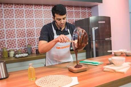 Chef TudoGostoso: Gabriel Frazão