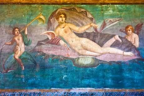Vênus em Pompeia