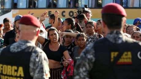 Mais de 50 presos foram mortes nas cadeias de Manaus entre domingo e segunda-feira. Segundo o governo, elas foram motivadas por uma disputa interna entre duas lideranças da facção criminosa Família do Norte (FDN).