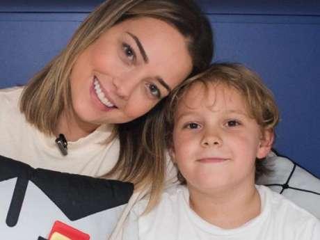 Filho de Carol Dantas e Neymar, Davi Lucca