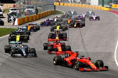 GP do Canadá: Hamilton vence depois de penalidade polêmica de Vettel