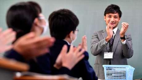 Rodrigo Igi foi um dos primeiros brasileiros a se tornar professor no Japão