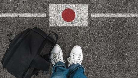 Os primeiros decasséguis chegaram ao Japão na década de 1990 - a palavra em japonês significa 'trabalho fora de casa'