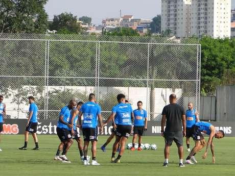 Jogadores do Timão ganharão folga de nove dias antes de retornarem ao trabalho no CT Joaquim Grava (Foto: Ana Canhedo/Lancepress!)