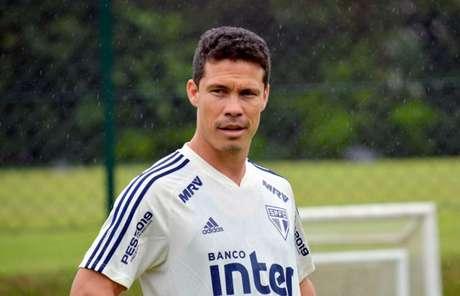 Hernanes deve ser a novidade na quinta-feira - FOTO: Érico Leonan/saopaulofc.net