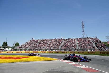 Tost considerou que Toro Rosso não esteve no mesmo nível de Mônaco