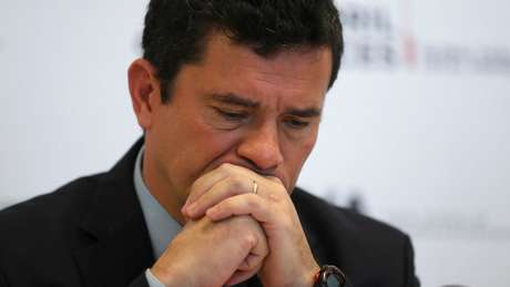 Moro disse não ter visto nada ilegal nas conversas atribuídas a ele pelo site The Intercept Brasil
