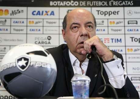 Alvinegro quitou uma das dívidas pendentes (Foto: Vítor Silva/SSPress/Botafogo)