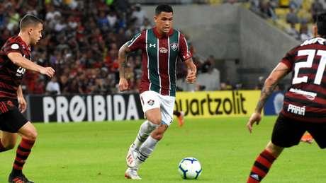 Contra o Flamengo, Luciano pode ter feito a sua última partida pelo Fluminense (Foto: Mailson Santana/Fluminense)