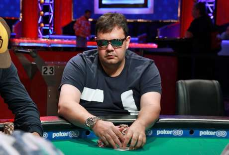 Brasileiro Marco Garcia, que vive nos EUA, brilhou em torneio de field gigantesco no WSOP (Divulgação)