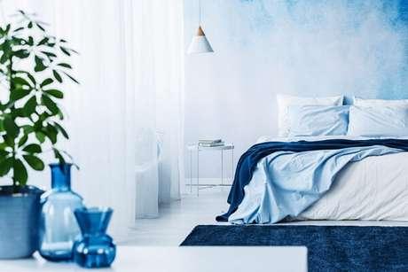 8. Combinação entre tons de azul e branco. Fonte: Varejão das Tintas