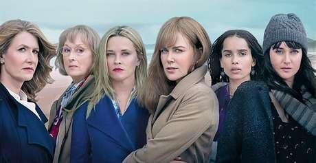 O elenco principal, 100% feminino: amizade feminina colocada à prova