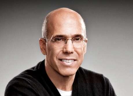 O fundador do Quibi, Jeffrey Katzenbeg. Fonte: Eastwind