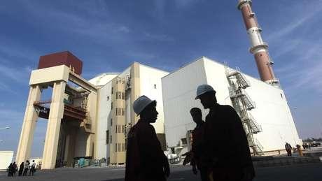 O Irã insiste que seu programa nuclear é totalmente pacífico