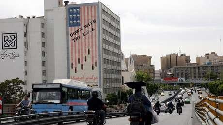 Mal-estar entre os EUA e o Irã aumentou durante o governo Trump