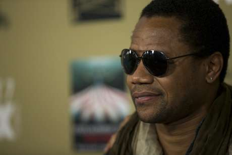 Ator Cuba Gooding Jr. em Los Angeles 03/10/2015 REUTERS/Mario Anzuoni