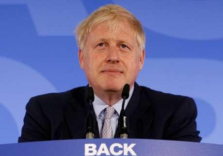 Líder do Partido Conservador da Grã-Bretanha, Boris Johnson. 12/6/2019. REUTERS/Henry Nicholls