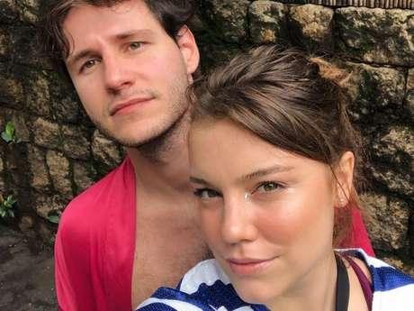 Alice Wegmann tomou iniciativa em namoro com chef de cozinha Miguel Ribas Gastal: 'Eu que pedi'