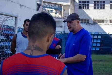 Bonsucesso está na liderança do seu grupo no Carioca B1 (Foto: João Carlos Gomes / La Marca Comunicação)