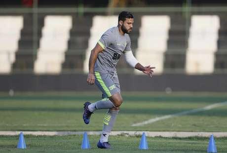 Henríquez voltou a ganhar uma oportunidade no Vasco (Foto: Rafael Ribeiro/Vasco)