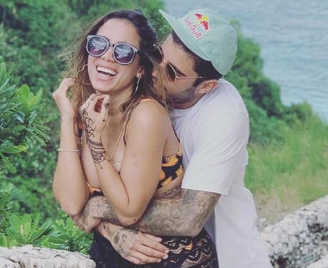 Pedro Scooby comemora primeiro dia dos namorados com Anitta (Foto: Divulgação/ Instagram)