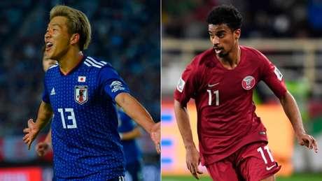Japão e Qatar vão jogar a Copa América de 2019 (Foto: Reprodução)