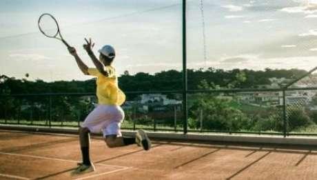 Esportes de raquete aumentam a qualidade de vida - Foto: Isabella Mendes/Pexels