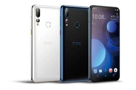 Divulgação HTC