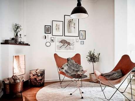 30. Poltronas decorativas com design criativo. Fonte: Montacasa