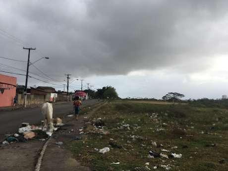 Periferia de Maceió; Em 2019, Alagoas registrou 48 casos prováveis de zika, quase o dobro em relação ao ano anterior