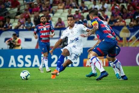 O Cruzeiro espera recuperar o melhor do seu futebol durante a parada da Copa América, quando terá tempo de treinar- Bruno Haddad/Cruzeiro