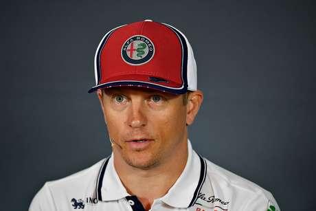 Raikkonen diz que mudança da Ferrari para Alfa Romeo não mudou muita coisa