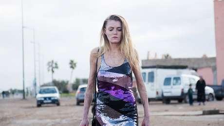 Vicky diz que teve crises durante as filmagens e muitas das lágrimas que estão no filme foram reais