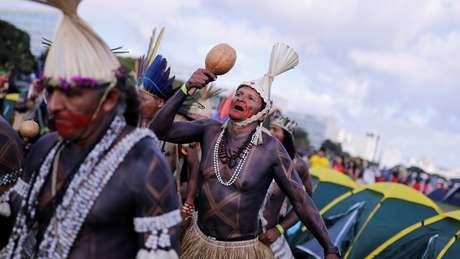 """""""É importante lembrar que a Amazônia pertence ao Brasil, portanto é o Brasil que deve escolher quais as melhores estratégias de preservação"""", diz Salles"""
