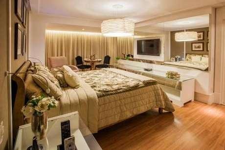 10. Lustres para quartos modernos podem fazer toda a diferença