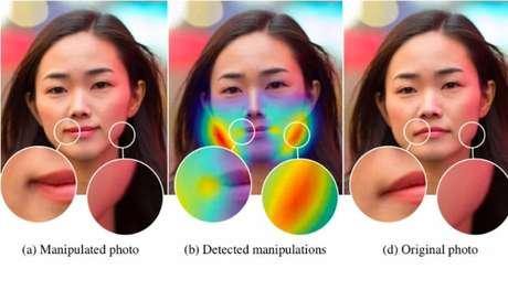 Inteligência artificial da Adobe descobre quando fotos foram alteradas no Photoshop