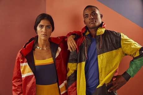 A marca Kite Coat transforma pipas de kite surf em casacos.