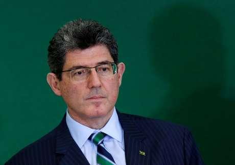 O ex-ministro da Fazenda e agora ex-presidente do BNDES, Joaquim Levy