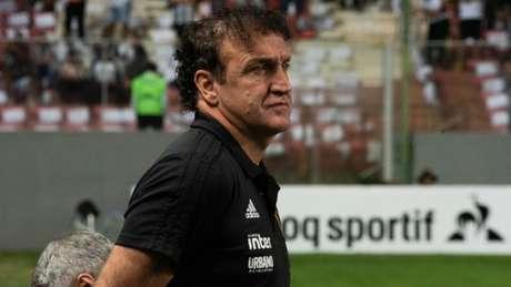 Cuca quer aproximar jogadores e comissão técnica durante pausa para a Copa América (Foto:Fábio Barros)