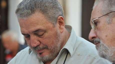 'Fidelito' foi destituído do cargo pelo próprio pai