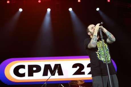 Show do CMP 22 teve momento emocionante
