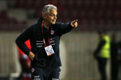 Treinador do Chile já indicava Uruguai como time mais forte da Copa América e ratifica opinião após estreia (AFP)
