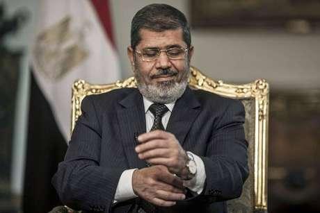 Mohamed Morsi governou o Egito entre 2012 e 2013