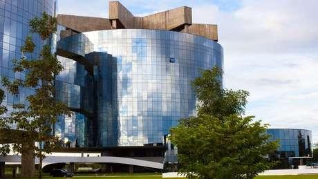 A sede da PGR, em Brasília: chefe do MPF é o único que pode denunciar deputados, senadores, ministros e o presidente da República