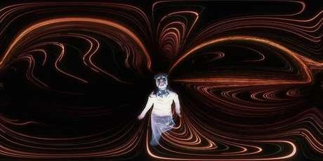 Quicksand é registro de concertos com adição de efeitos visuais